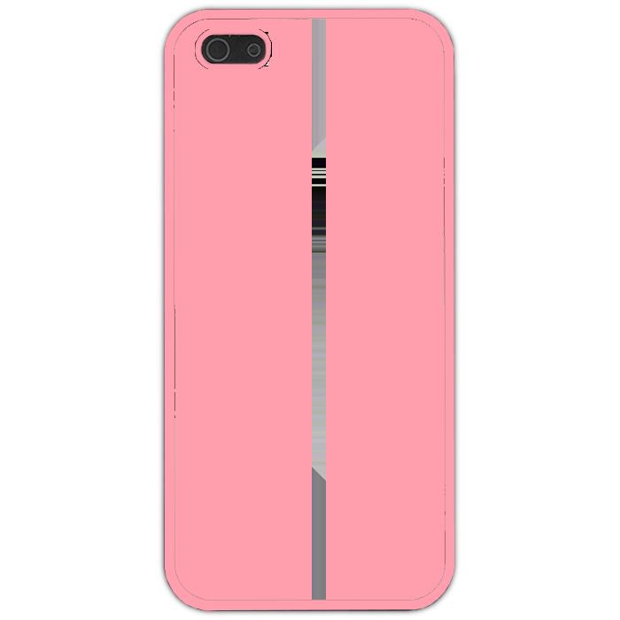 Iné príslušenstvo pre iPhone 5S   iPhone SE. Kryt (obal) s potlačou  (vlastnou fotkou) s ružovým plastovým rámčekom pre iPhone ... 786afcb4814
