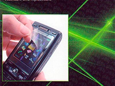Ochranná fólie pro Samsung Omnia2 i8000 přední - AKCE!!