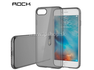 Ochranný kryt (obal) ROCK Ultra Slim Space Gray (šedý) na Apple iPhone 7