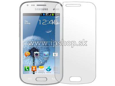 Ochranná fólie na displej pro Samsung Galaxy S Duos, Galaxy Trend a Galaxy Trend Plus