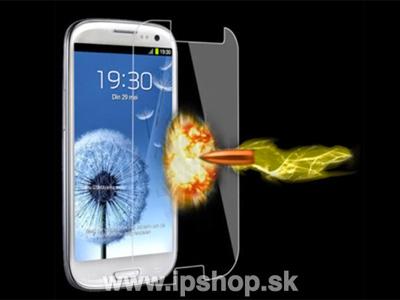 Temperované - tvrzené sklo - ochranná fólie na displej pro Samsung Galaxy S3 a S3 Neo