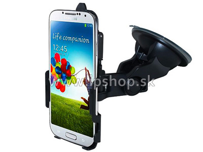 Samsung Galaxy S4 i9500/i9505 Car Kit - držák do auta na čelní sklo