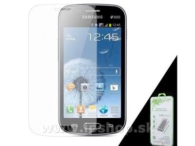 Temperované - tvrzené sklo - ochranná fólie na displej pro Samsung Galaxy Trend a Trend Plus