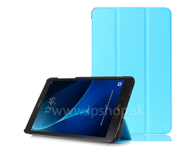 Puzdro Smart Stand Light Blue (bledomodré) na tablet Samsung Galaxy Tab A 10.1 2016 LTE (SM-T585)