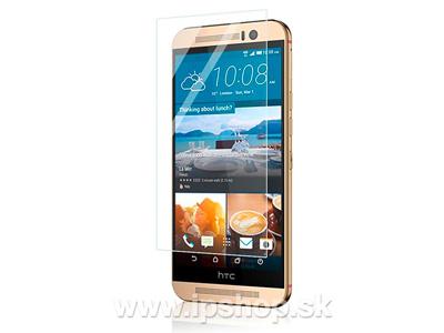 Temperované - tvrzené sklo - ochranná skleněná fólie na displej pro HTC One (M9)