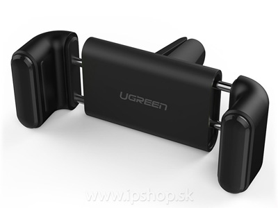 UGREEN Car Holder Black - univerz�lny dr�iak na mobil do mrie�ky ventil�tora �ierny
