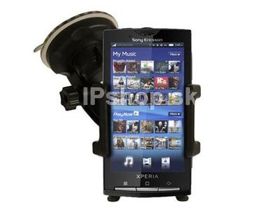 Stojan (držák) do auta kloubový na Sony Ericsson Vivaz **VÝPRODEJ!!