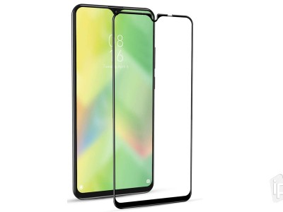 MyScreen Lite Glass Edge Full Glue (čierne) - 2.5D Tvrdené sklo na displej na Xiaomi Redmi 9A / 9C / 9AT