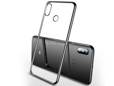 BASEUS Glitter Series Black (čierny) - Ochranný kryt (obal) na Xiaomi Mi b42945dd90d