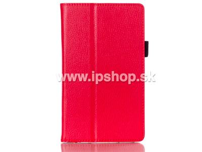 """Ochranné knižkové pouzdro pro Sony Xperia Tablet Z3 Compact 8"""" červené"""