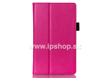 """Ochranné knižkové pouzdro pro Sony Xperia Tablet Z3 Compact 8"""" růžové"""