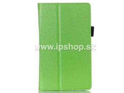 """Ochranné knižkové pouzdro pro Sony Xperia Tablet Z3 Compact 8"""" zelené"""